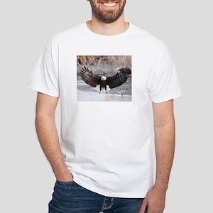 Eagles Landing White T-Shirt