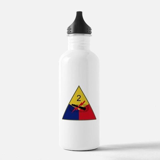 Hell On Wheels Water Bottle