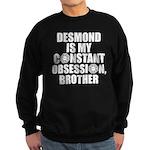 Desmond Is My Constant Sweatshirt (dark)