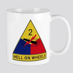 Hell On Wheels Mug