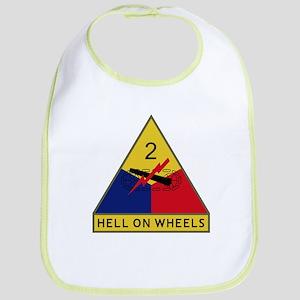 Hell On Wheels Bib