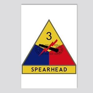 Spearhead Postcards (Package of 8)