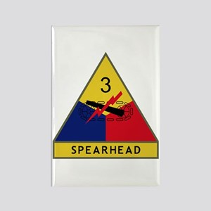 Spearhead Rectangle Magnet