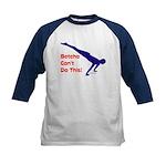 Boys Gymnastics Jersey - Planche