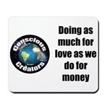As Much for Love Mousepad