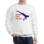 Men's Gymnastics Sweatshirt - Planche