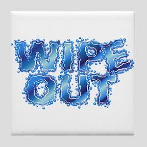 Wipeout-Splash Tile Coaster