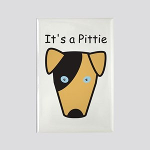 Pittie Magnet