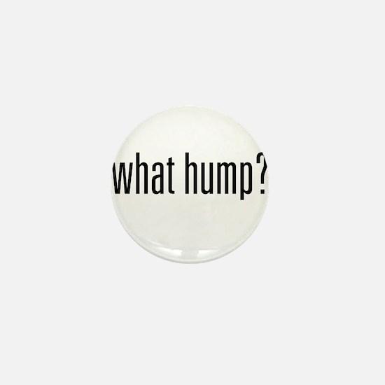 What Hump? Mini Button