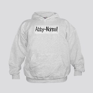 Abby Normal 2 Kids Hoodie