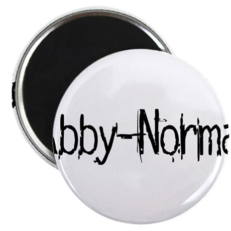 "Abby Normal 2 2.25"" Magnet (10 pack)"