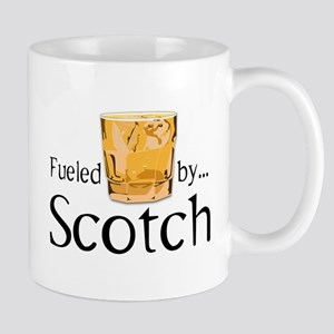 Fueled by Scotch Mug