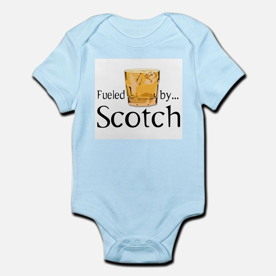 Fueled by Scotch Infant Bodysuit