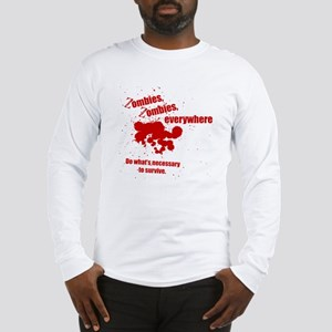 AnnoZomini Long Sleeve T-Shirt