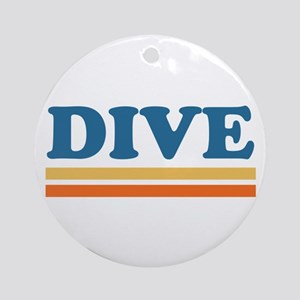 DIVE Ornament (Round)