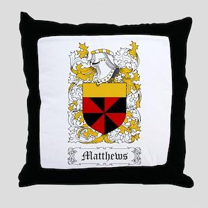Matthews Throw Pillow