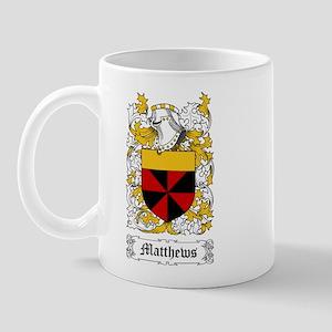 Matthews Mug