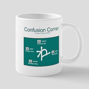 Confusion Corner Mug