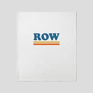 ROW Throw Blanket