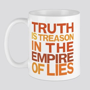 Truth is Treason Mug