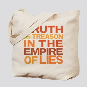 Truth is Treason Tote Bag
