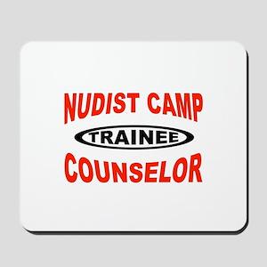 still training Mousepad