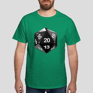 d20 Dark T-Shirt