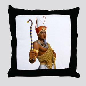 Pharaoh Throw Pillow