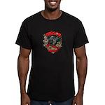 Bizzaros Zargon Men's Fitted T-Shirt (dark)