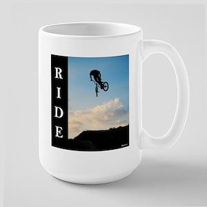 RIDE BMX Large Mug
