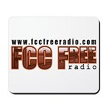 FCC Free Mousepad