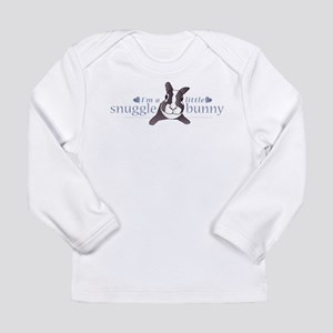 Snuggle Bunny Long Sleeve Infant T-Shirt