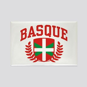 Basque Rectangle Magnet