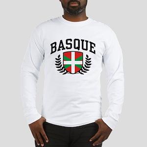Basque Long Sleeve T-Shirt