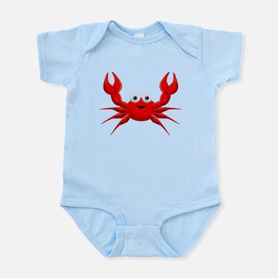 Crab Infant Bodysuit