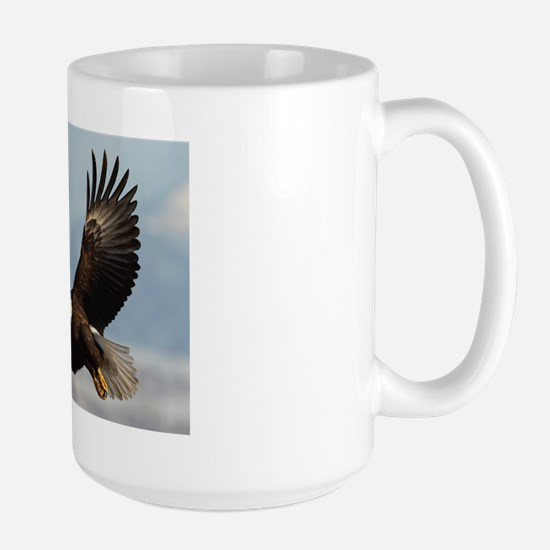 Eagle Flight Large Mug