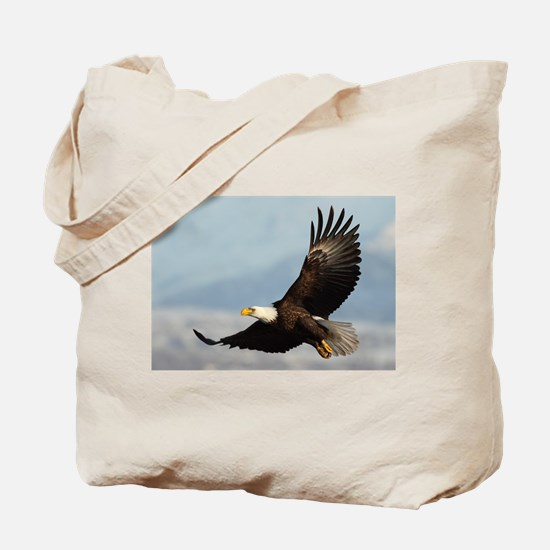 Eagle Flight Tote Bag