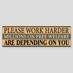 Please Work Harder