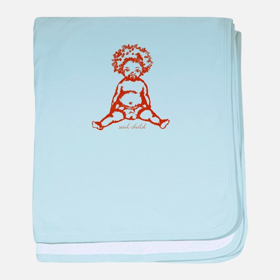 Soul Child Clothing baby blanket