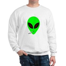 Stoned Alien Sweatshirt
