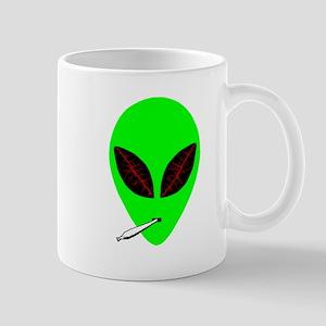 Stoned Alien Mug