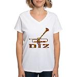 DIZ Women's V-Neck T-Shirt