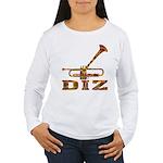 DIZ Women's Long Sleeve T-Shirt
