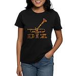DIZ Women's Dark T-Shirt
