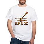 DIZ White T-Shirt