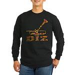 DIZ Long Sleeve Dark T-Shirt