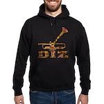 DIZ Hoodie (dark)