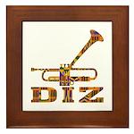 DIZ Framed Tile