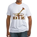 DIZ Fitted T-Shirt