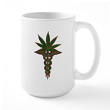 Medical Marijuana Large Mug